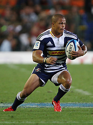 Juan de Jongh during the Super Rugby (Super 15) fixture between the DHL Stormers and the Highlanders held at DHL Newlands Stadium in Cape Town, South Africa on 11 March 2011. Photo by Jacques Rossouw/SPORTZPICS