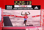 London Marathon 210413