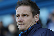 AFC Wimbledon manager Neal Ardley during the The FA Cup match between Curzon Ashton and AFC Wimbledon at Tameside Stadium, Ashton Under Lyne, United Kingdom on 4 December 2016. Photo by Stuart Butcher.