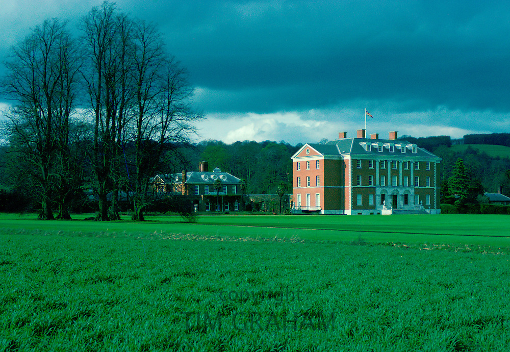 Chevening House in Kent, Southern England
