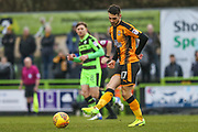 Cambridge United's Adam Phillpis(17) during the EFL Sky Bet League 2 match between Forest Green Rovers and Cambridge United at the New Lawn, Forest Green, United Kingdom on 20 January 2018. Photo by Shane Healey.