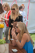 CHELSY DAVY, Cartier Queen's Cup. Guards Polo Club, Windsor Great Park. 17 June 2012