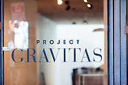 Project Gravitas Launch Party