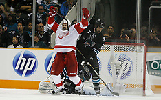 20110508 - Detroit Red Wings at San Jose Sharks (NHL Hockey)