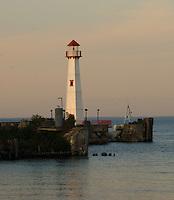 Mackinaw City Lighthouse, Mackinaw Mi