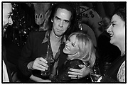 NICK CAVE; KYLIE MINOGUE,, Nick Cave and the Bad Seeds with The Vampire's Wife and Matchesfashion.com party to celebrate the end of their 2017 World tour. Lou lou's. Hertford St. Mayfair.