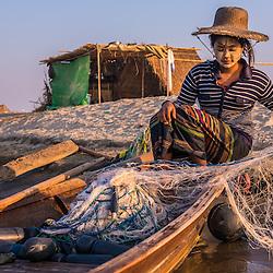 Myanmar - Chidwin & Irrawaddy River