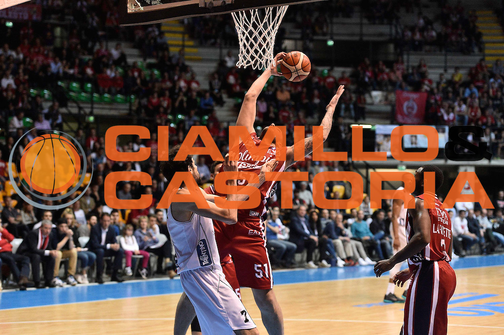 Milano 10.05.2016<br /> Basket Serie A - Playoff Gara 2<br /> EA7 Emporio Armani Milano - Dolomiti Energia Trento<br /> <br /> Nella foto: Esteban Batista