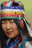 Mongolie. Centre d'initiation chamanique. Shaman. Chamane.  // Shamanisme initiation centre. Mongolia.