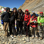 Annapurna - Hikers