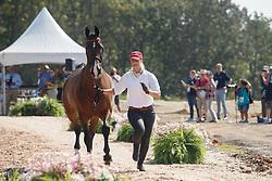 Sandmann Christoph, GER, Bo Liberator, Fredie U, Wanita, Wierd,<br /> World Equestrian Games - Tryon 2018<br /> © Hippo Foto - Sharon Vandeput<br /> 20/09/2018