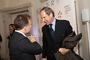 TONY CHAMBERS; SIMON DE PURY,   Wallpaper Design Awards 2012. 10 Trinity Square<br /> London,  11 January 2011.