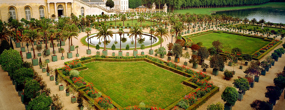 Versailles Summer Garden, France