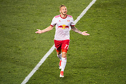 June 14, 2017 - Harrison, New Jersey, USA - HARRISON, NJ - Wednesday June 14, 2017: The New York Red Bulls take on New York City FC at home at Red Bull Arena during fourth round of the 2017 Lamar Hunt US Open Cup. (Credit Image: © Mike Lawrence/ISIPhotos via ZUMA Wire)