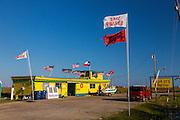 Hooker's Bait Shop, Hook'ers Bait Shop, Texas Highway 332, TX Hwy 332, Freeport, Surfside, Texas.