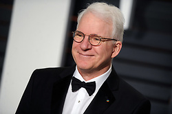 Steve Martin in attendance for 2015 Vanity Fair Oscar Party Hosted By Graydon Carter at Wallis Annenberg Center for the Performing Arts on February 22, 2015 in Beverly Hills, California. EXPA Pictures © 2015, PhotoCredit: EXPA/ Photoshot/ Dennis Van Tine<br /> <br /> *****ATTENTION - for AUT, SLO, CRO, SRB, BIH, MAZ only*****