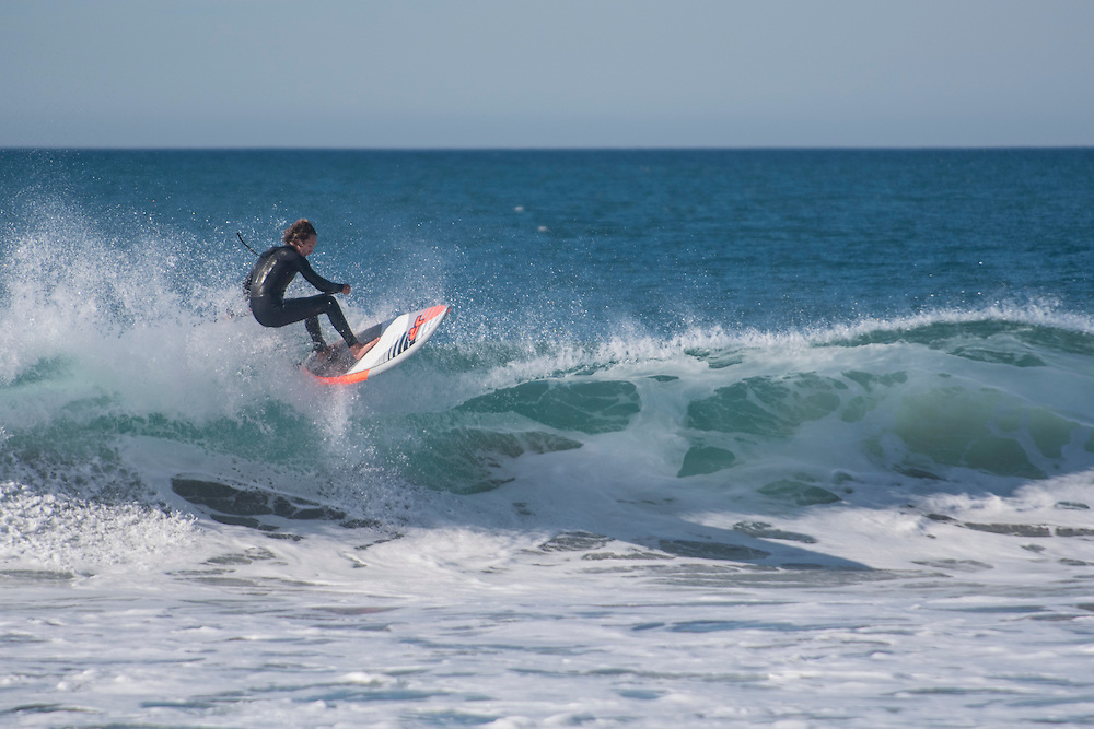 Bike 2 Surf Mission without Emmisions with Dave Shively and Will Taylor.