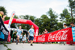 Nocna 10ka 2018, traditional running around Bled's lake, on July 14, 2018 in Bled, Bled, Slovenia. Photo by Ziga Zupan / Sportida