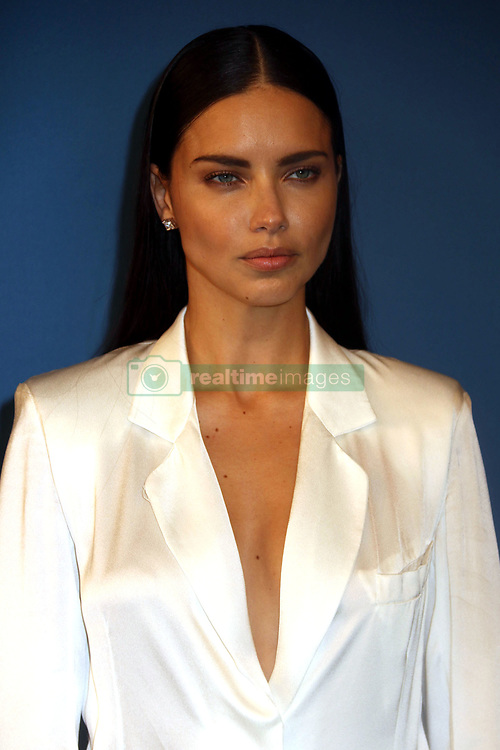 June 5, 2017 - New York, New York, U.S. - Model ADRIANA LIMA attends the 2017 CFDA Fashion Awards held at Hammerstein Ballroom (Credit Image: © Nancy Kaszerman via ZUMA Wire)