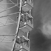 Ferris Wheel chairs, Wildwood, New Jersey, USA