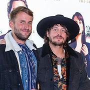 NLD/Amsterdam/20200218 - Premiere The Gentlemen, ............, Rob DeKay
