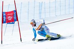 ALYABYEV Alexandr, RUS, Giant Slalom, 2013 IPC Alpine Skiing World Championships, La Molina, Spain