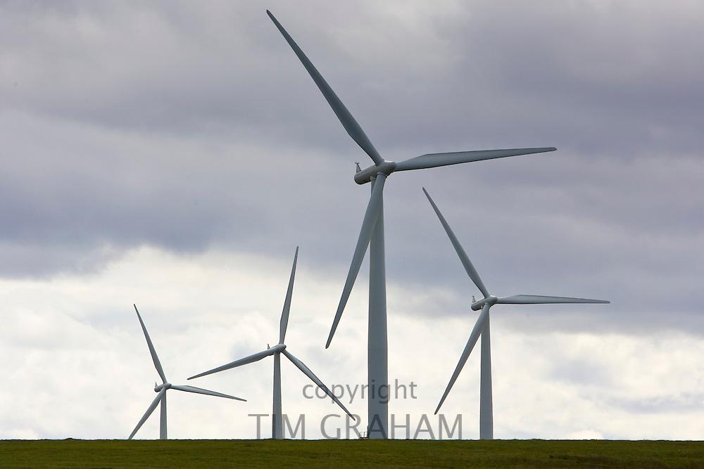 Causeymire Wind Farm, Caithness, Scotland, United Kingdom