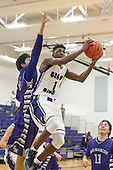 San Marcos vs. Cedar Ridge - Basketball - November 21, 2014