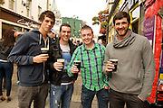Arthur's day Galway 2011celebrating Guinness     Photo:Andrew Downes.