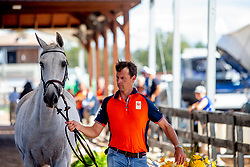 Van Asten Leopold, NED, VDL Groep Beauty<br /> World Equestrian Games - Tryon 2018<br /> © Hippo Foto - Dirk Caremans<br /> 17/09/2018