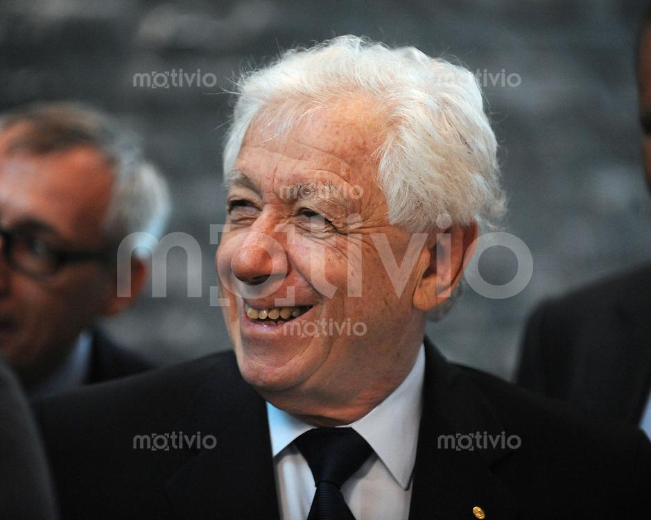Fussball International   FIFA  WM 2018 und FIFA WM 2022      14.05.2010 Delegation Australien uebergibt ihre WM Bewerbung: FFA Chairman Frank Lowy