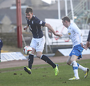 Declan Gallagher - Dundee v Greenock Morton, SPFL Championship at <br /> Dens Park<br /> <br />  - &copy; David Young - www.davidyoungphoto.co.uk - email: davidyoungphoto@gmail.com