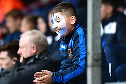 Bristol Rovers fan - Mandatory by-line: Dougie Allward/JMP - 02/12/2017 - FOOTBALL - Memorial Stadium - Bristol, England - Bristol Rovers v Rotherham United - Sky Bet League One