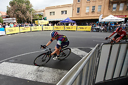 Alexis Ryan (USA) during Stage 4 of 2020 Santos Women's Tour Down Under, a 42.5 km road race in Adelaide, Australia on January 19, 2020. Photo by Sean Robinson/velofocus.com
