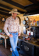 "(July 17, 2008) Freddie Botur, a progressive rancher and owner of Cottonwood Ranch near Big Piney, Wyoming, has fought reckless oil and gas development for years, striving for responsible resource planning.  ""Its the wild west out here, like Texas in the 50's with oil and gas development,"" Botur says.  With the help of the Nature Conservancy and BP, part of his ranch has been set aside as a conservation easement because of its rich habitat value to offset some of the habitat destruction at Jonah."
