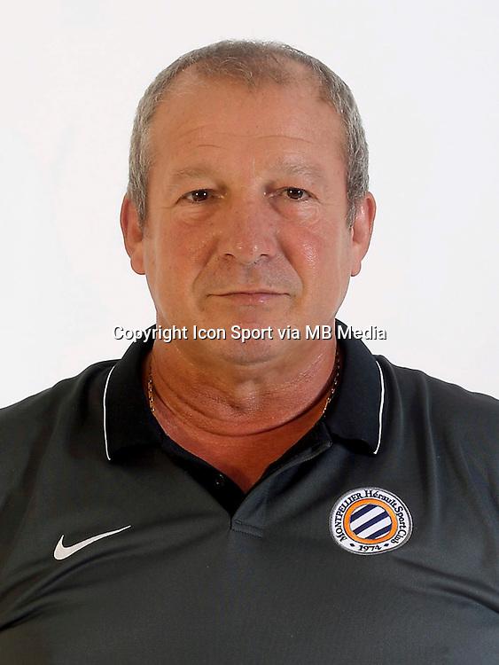 Rolland COURBIS - 06.10.2015 - Photo officielle Montpellier - Ligue 1<br /> Photo : De Hullessen / Mhsc / Icon Sport