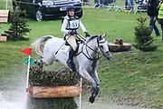Vendredi Biats ridden by Kitty King in the Equi-Trek CCI-L4* Cross Country during the Bramham International Horse Trials 2019 at Bramham Park, Bramham, United Kingdom on 8 June 2019.