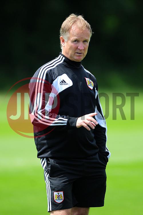 Bristol City's head coach, Sean O'Driscoll - Photo mandatory by-line: Dougie Allward/JMP - Tel: Mobile: 07966 386802 27/06/2013 - SPORT - FOOTBALL - Bristol -  Bristol City - Pre Season Training - Npower League One