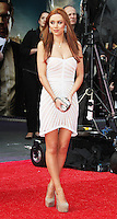 Una Healy, The Hangover III European Film Premiere, Empire Cinema Leicester Square, London UK, 22 May 2013, (Photo by Richard Goldschmidt)