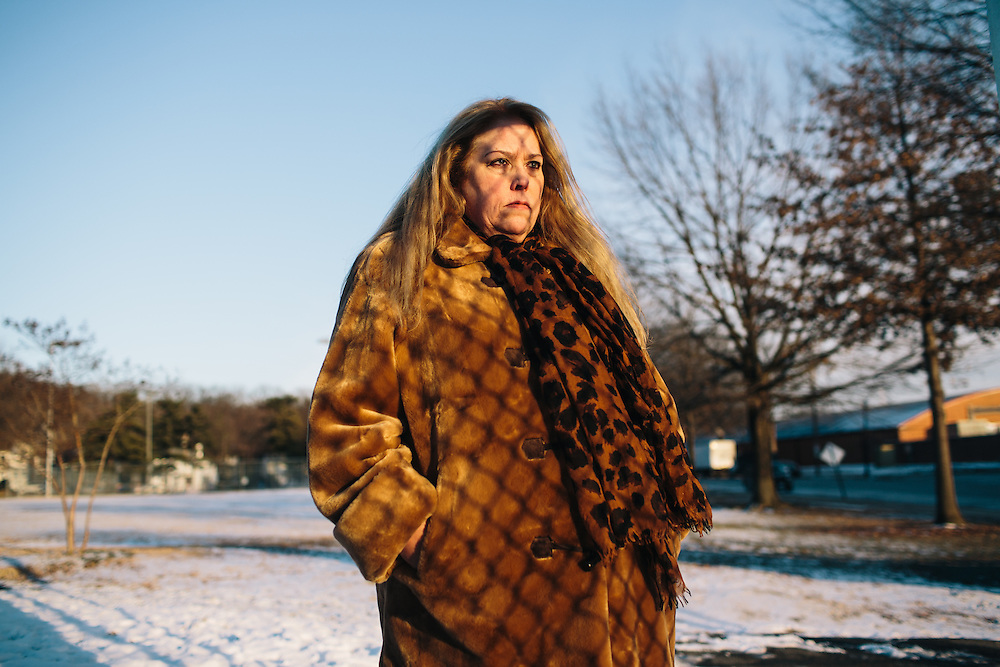 Barbara Amaya, 58, was sexually trafficked for nine years as a teenager in New York City.  Amaya waited 40 years before starting to tell her story. The Arlington, Va., resident now works in advocacy against human trafficking.