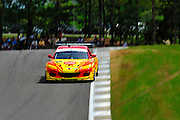 29-31 March, 2012, Birmingham, Alabama USA.Patrick Dempsey, Joe Foster, Dempsey Racing / Mazda RX-8.(c)2012, Jamey Price.LAT Photo USA