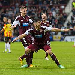 Hearts v Partick Thistle | Scottish Premiership | 7 May 2014