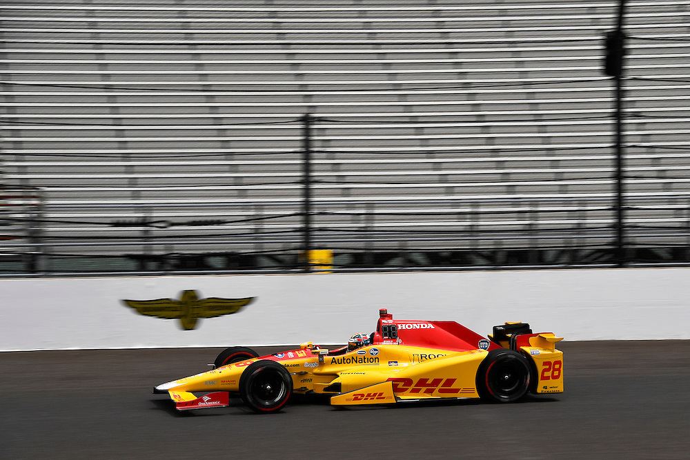 12-14 May, 2016, Indianapolis, Indiana, USA<br /> Ryan Hunter-Reay<br /> &copy;2016, Scott R LePage <br /> LAT Photo USA