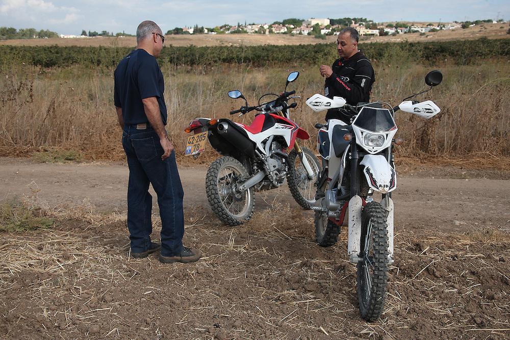 מוטו צילום אופנועי שטח