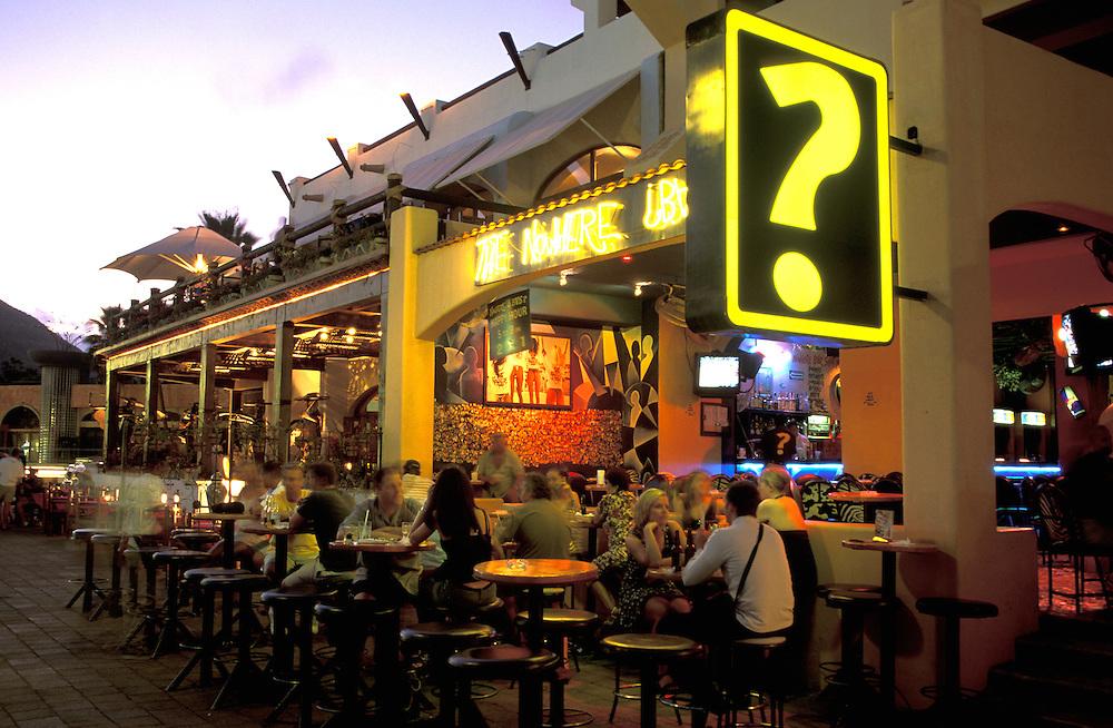 Bar at the Marina,nightlife,Cabo San Lucas,Baja California, Mexico
