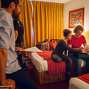 Tournage exercice de Farid BENTOUMI - emergence 2014
