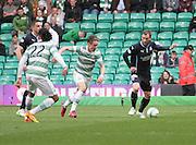 Dundee's Kevin Thomson -  Celtic v Dundee - SPFL Premiership at Celtic Park<br /> <br /> <br />  - © David Young - www.davidyoungphoto.co.uk - email: davidyoungphoto@gmail.com