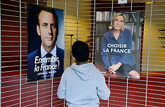 France: 2nd Round of Elections - 7 May 2017