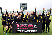 170910 Womens Knockout Cup Final