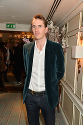 OTIS FERRY at the launch of Mrs Alice in Her Palace - a fashion retail website, held at Fortnum & Mason, Piccadilly, London on 27th March 2014.